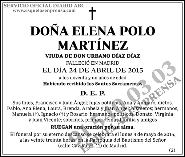 Elena Polo Martínez